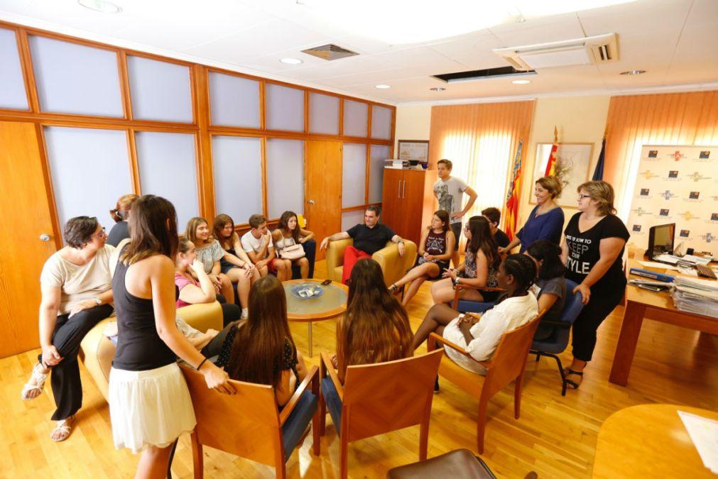 Se cuadruplica el número de alumnos mediadores en el IES L'Arabí de l'Alfàs