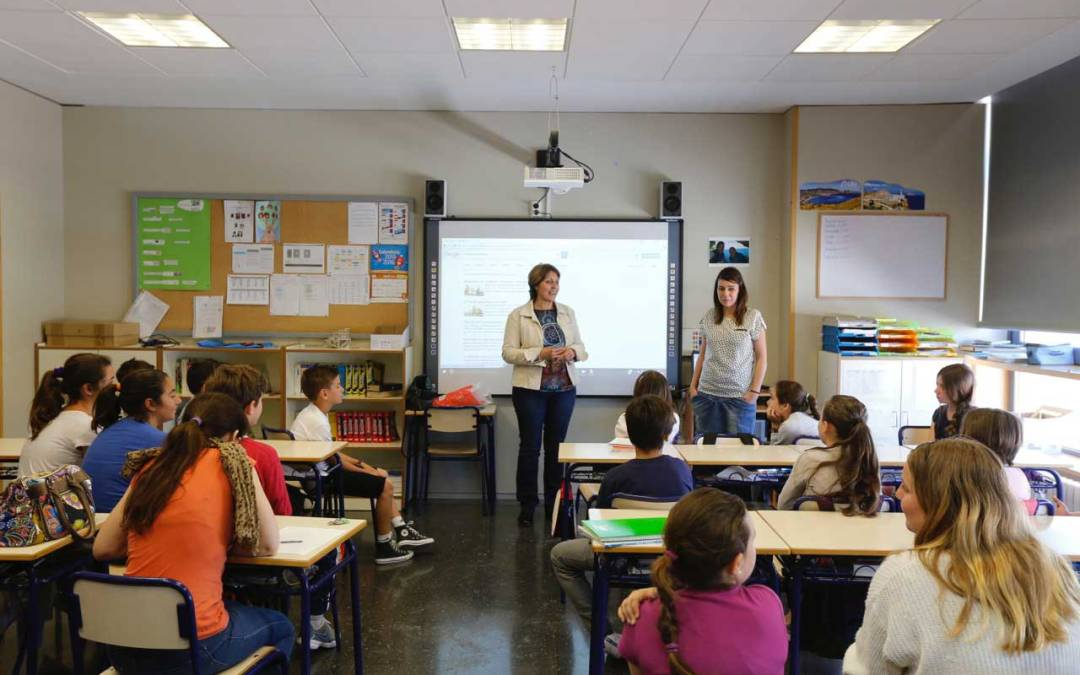 El Consejo Escolar Municipal de l'Alfàs del Pi da luz verde a la jornada continua en los tres colegios del municipio