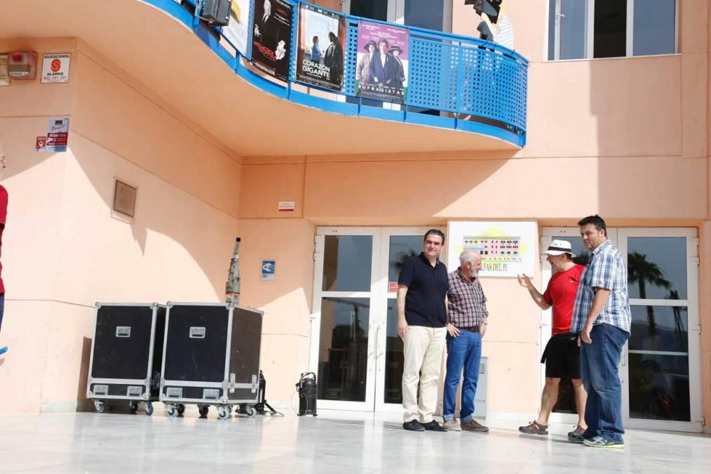 La Casa de Cultura se viste de gala para el 28 Festival de Cine de l'Alfàs del Pi