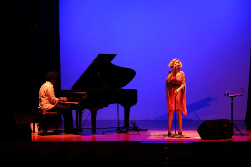 Sole Giménez llena el auditorio de la Casa de Cultura en el arranque del 22 Festival L'Alfàs en Jazz
