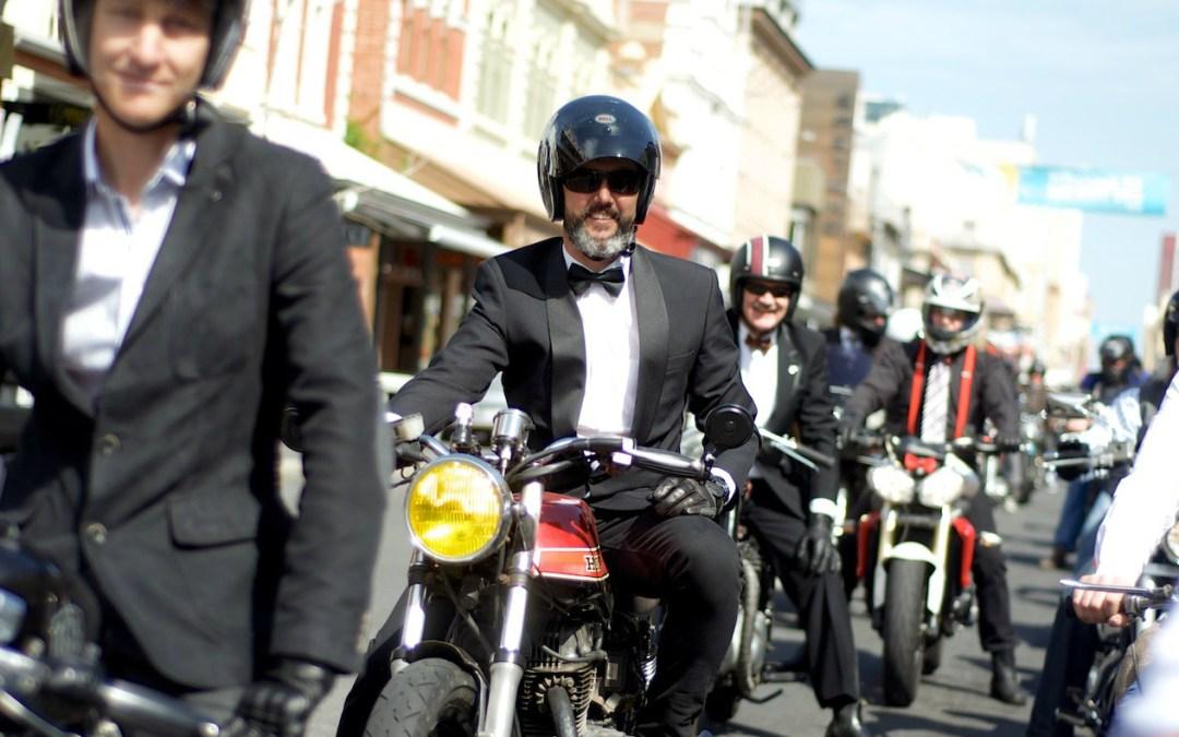 L'Albir acogerá la salida de la primera edición de la Gentlemans Ride de la provincia de Alicante