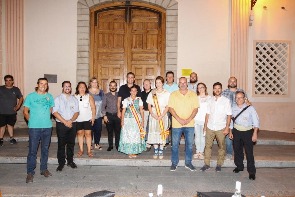 L'Alfàs revive una de sus mayores tradiciones con la celebración de 'Les Copletes a la Verge dels Dolors'
