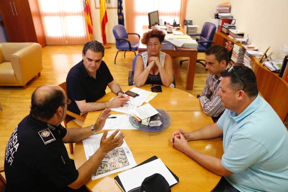 L'Alfàs invertirá 640.000 euros en la renovación del Camí Vell del Far