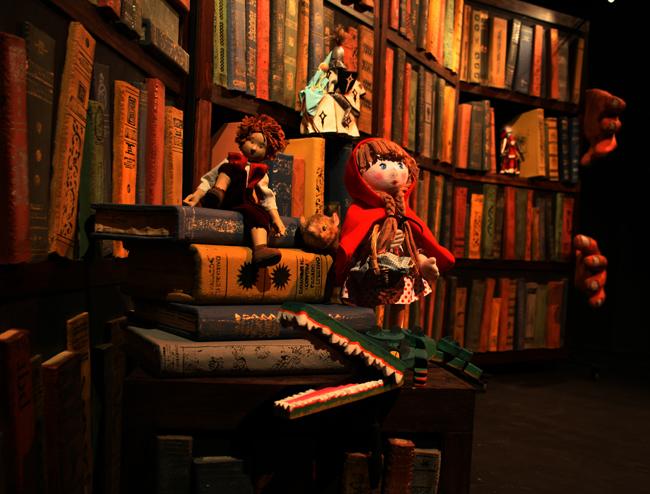 La Tartana presenta este viernes en l'Alfàs 'El guardián de los cuentos'