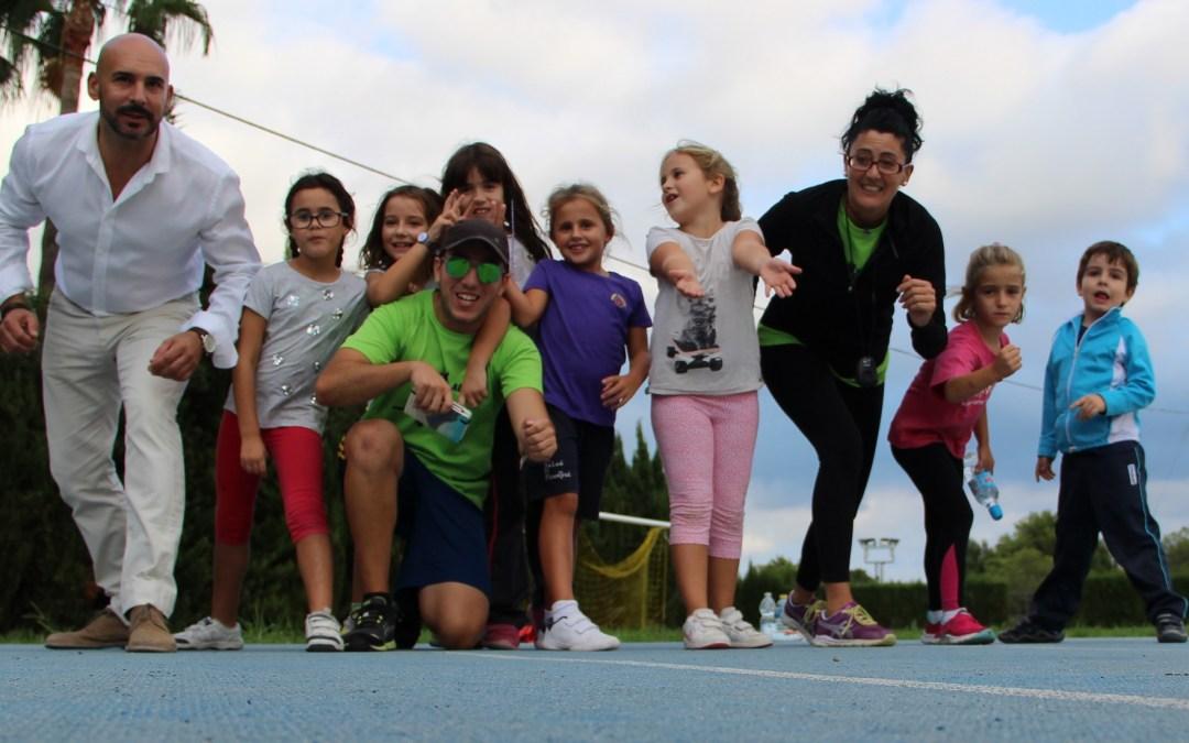 Hoy comienza  una nueva temporada de las escuelas municipales deportivas de L'Alfás del Pi .