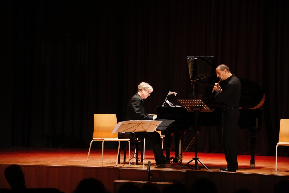 Las Jornadas Hispano-Noruegas se despiden con un concierto de auténtica fusión entre culturas