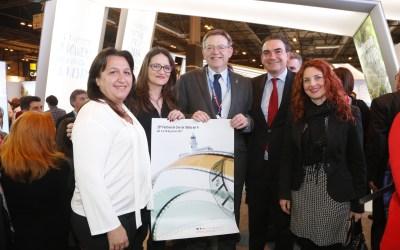 Generalitat y Diputación respaldan en Fitur al 29 Festival de Cine de l'Alfàs del Pi