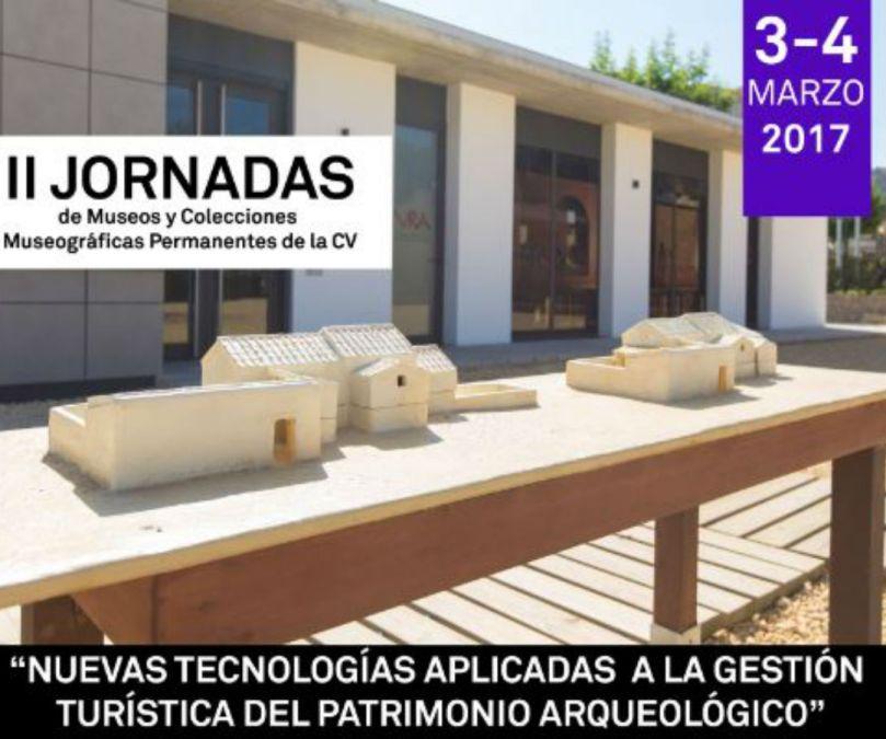 II Jornadas de Museos y Colecciones Museográficas Permanentes de la Comunitat Valenciana
