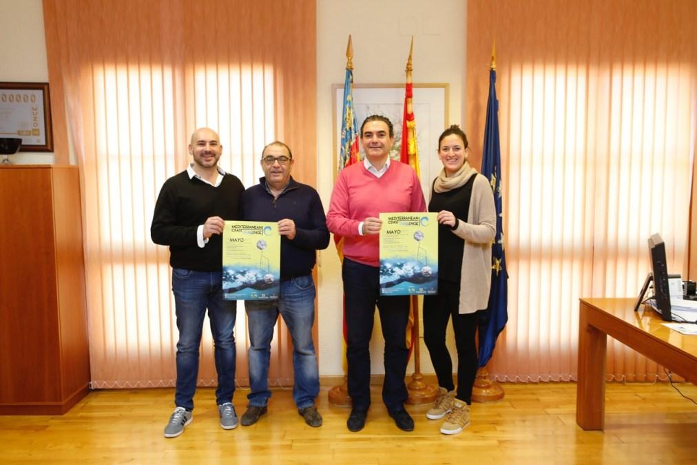 La II Mediterranean Coast Challenge se celebrará el 14 de mayo