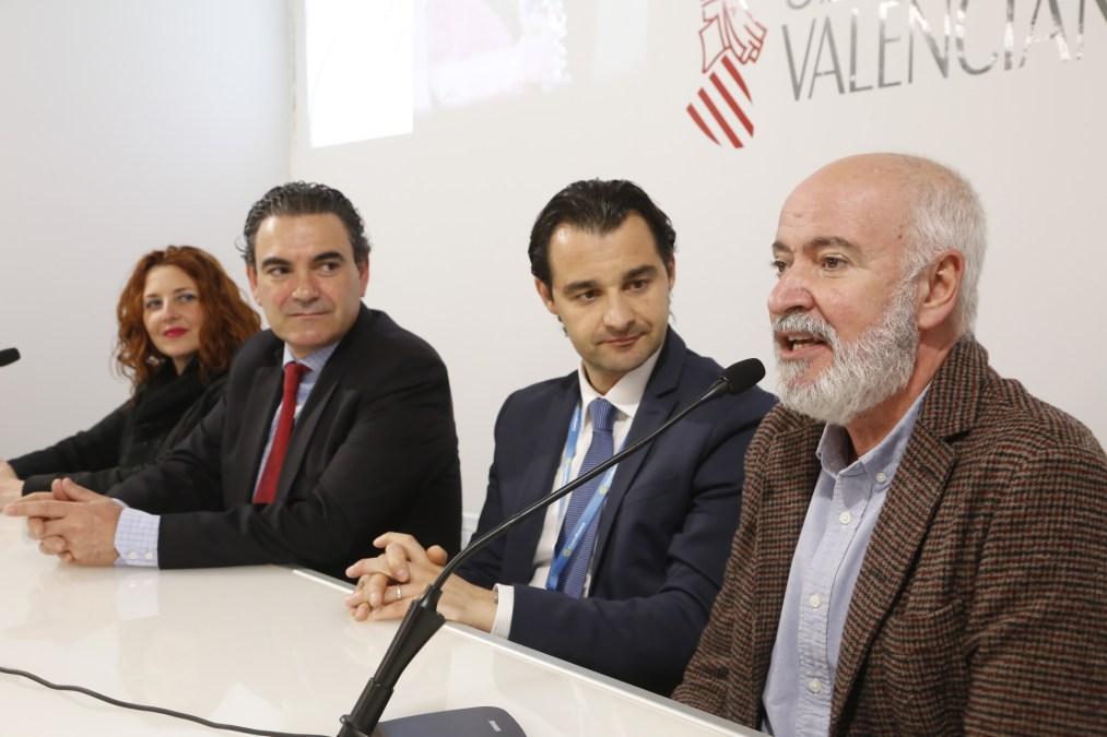 L'Alfàs del Pi presenta en FITUR el cartel del 29 Festival de Cine