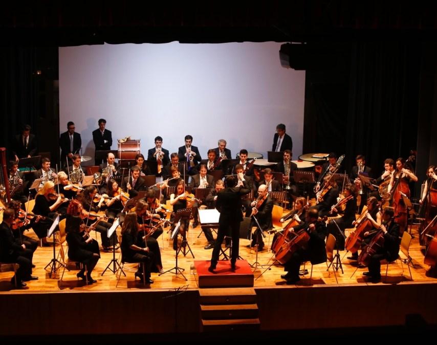 La Casa de Cultura de l'Alfàs acogió el concierto de la Orquesta Sinfónica del Mediterráneo
