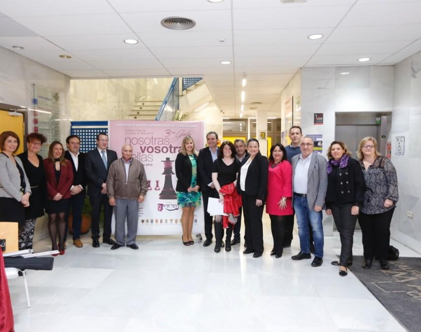 MEMBA homenajea en l'Alfàs del Pi a una docena de mujeres de la Marina Baixa