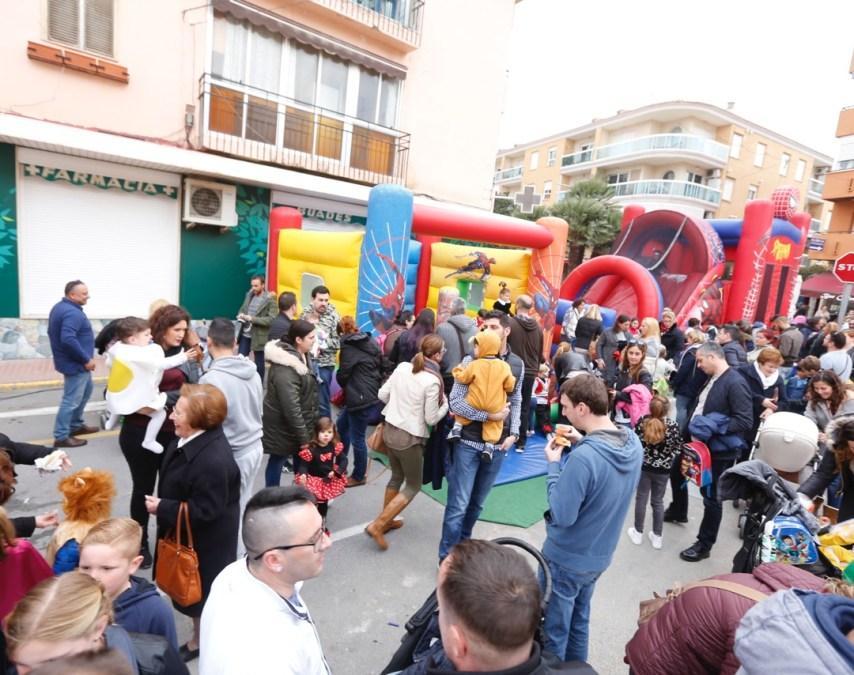 Las mayoralas de l'Alfàs agradecen a la ciudadanía su participación en el Carnaval