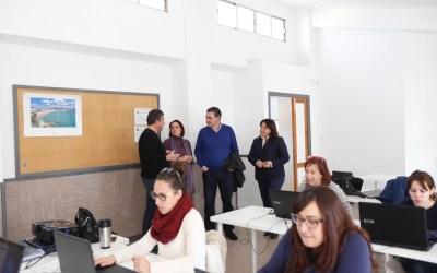 El Centro de Formación Ocupacional de l'Alfàs imparte seis cursos para desempleados