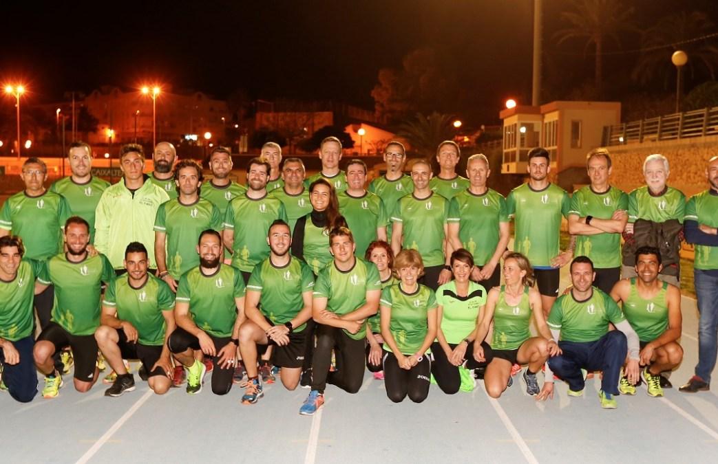 El Club de Atletismo el Faro  estrena nuevos equipajes