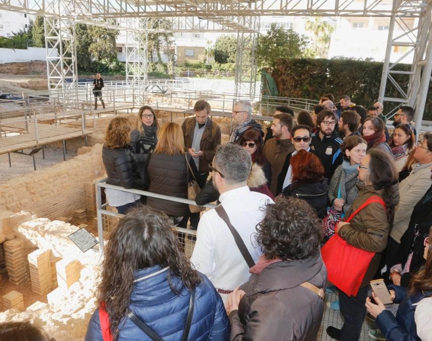 La Villa Romana de l'Albir, modelo de gestión para el resto de museos de la Comunitat