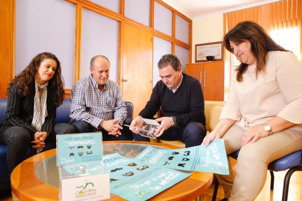 COEMPA lanza una campaña para fomentar las compras en el comercio local