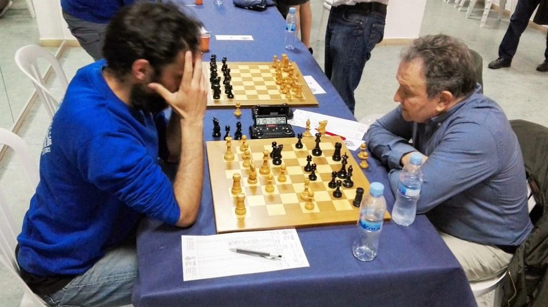 El  club de  ajedrez de l'Alfàs del Pi  sigue primero  de la liga autonómica