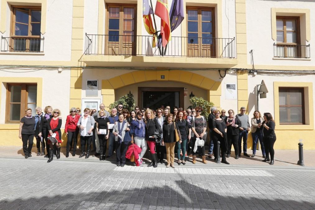 L'Alfàs se suma a la convocatoria 'Paro Internacional de Mujeres'