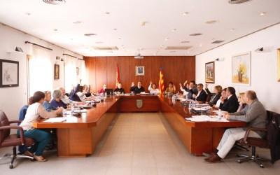 El Pleno de l'Alfàs aprueba los presupuestos de 2017