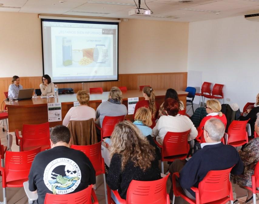 El etiquetado de los alimentos, temática de un taller impulsado por la concejalía de sanidad de l'Alfàs del Pi