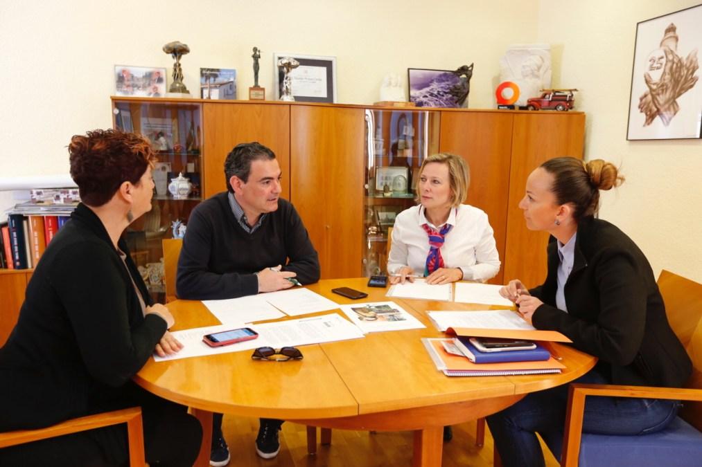 Una delegación de Covarrubias visitará l'Alfàs para consolidar el hermanamiento entre ambas localidades