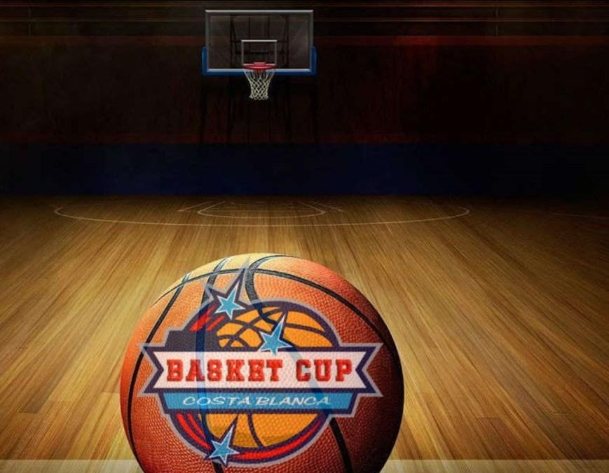 Hoy comienza la octava edición de la Costa Blanca Basket Cup.