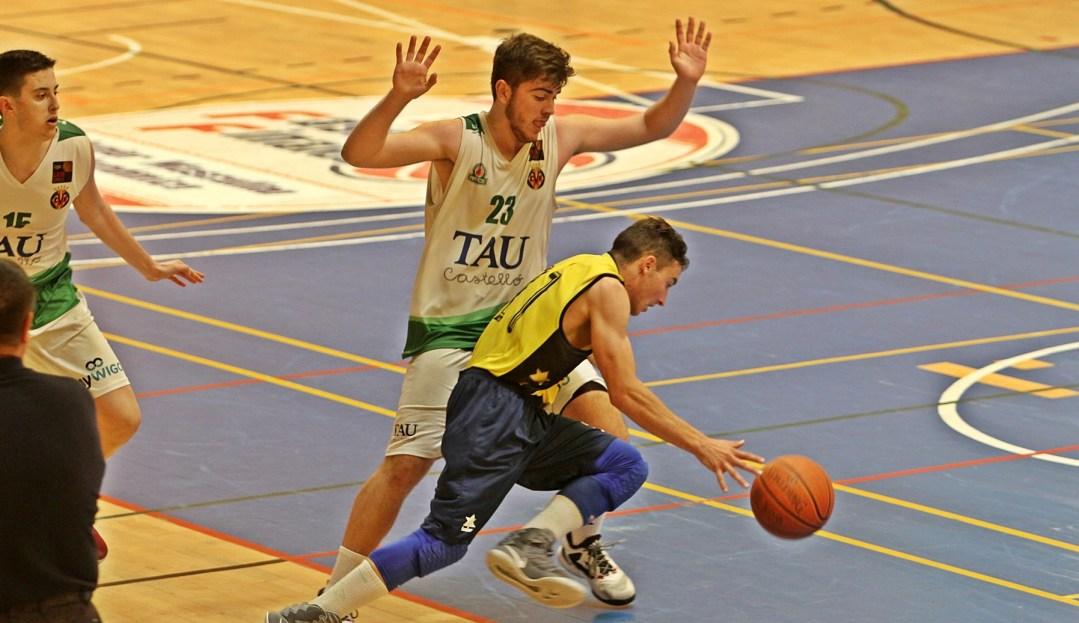 El equipo  Junior Parc Natural Serra Gelada  quedó tercero de la final four que se disputó este fin de semana en Alicante