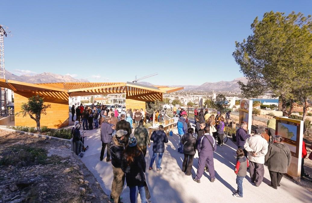 La Ruta al Faro de l'Albir registra un incremento de visitas de más del 80% en Semana Santa