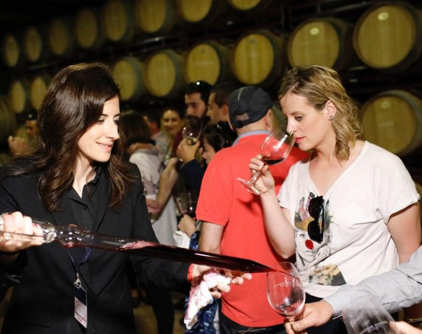 500 aficionados al mundo del vino visitan l'Alfàs en Semana Santa durante la I Mendoza's Wine Lovers Edition