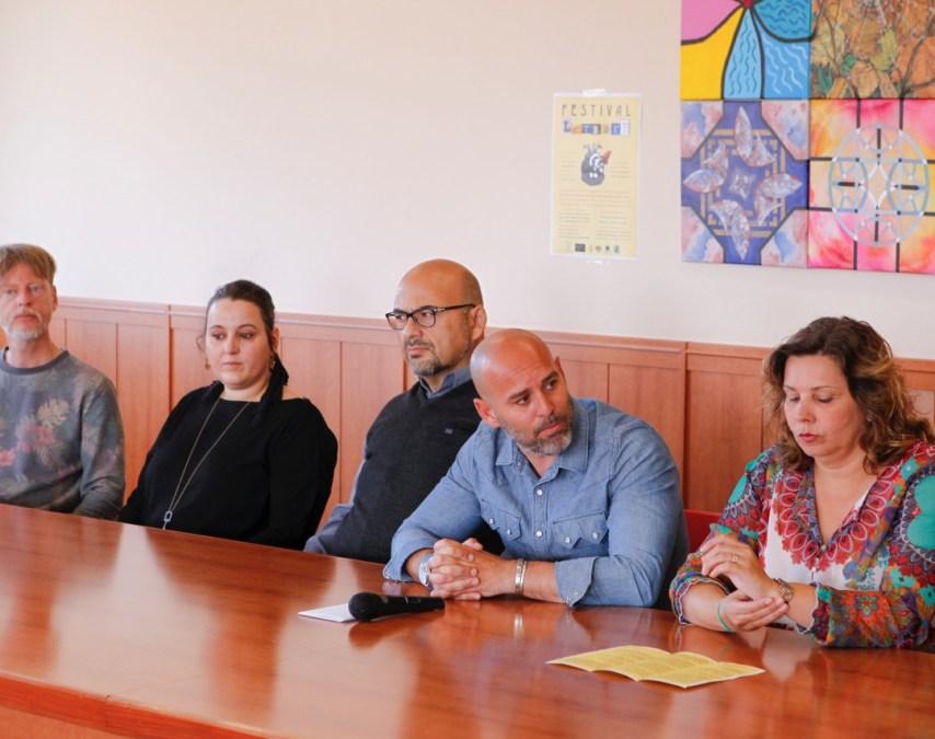 Carlos Ferrer y José Álvarez, ganadores el II Certamen Literario de FOLIAS en las modalidades de narrativa y poesía