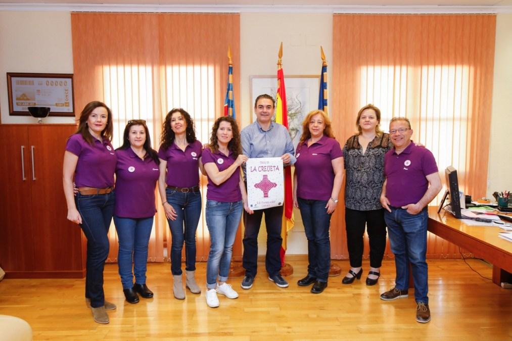 El Barrio de La Ferrería se vestirá de gala este fin de semana para celebrar las Fiestas de La Creueta