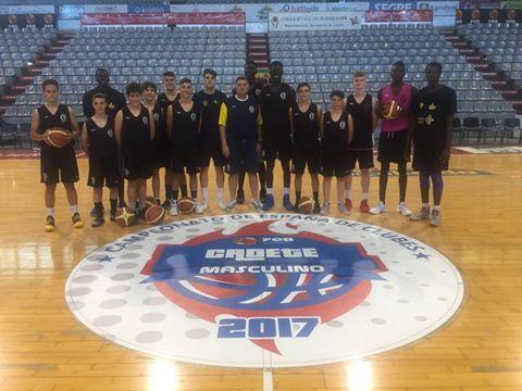 El equipo Cadete TerrAlfás de Basquet vuelve del Campeonato de España después de mostrarse como digno rival entre los mejores del país.