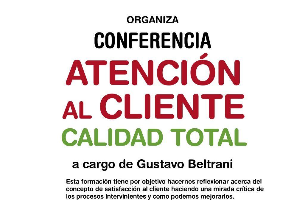 La concejalía de comercio y COEMPA organizan una conferencia formativa sobre atención al cliente