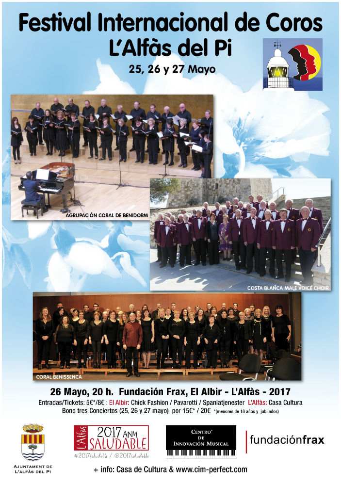 Festival Internacional de Coros de l'Alfàs del Pi