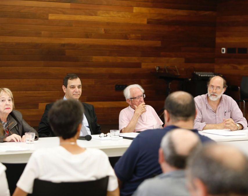 Expertos debaten en l'Alfàs sobre la mediación en justicia penal