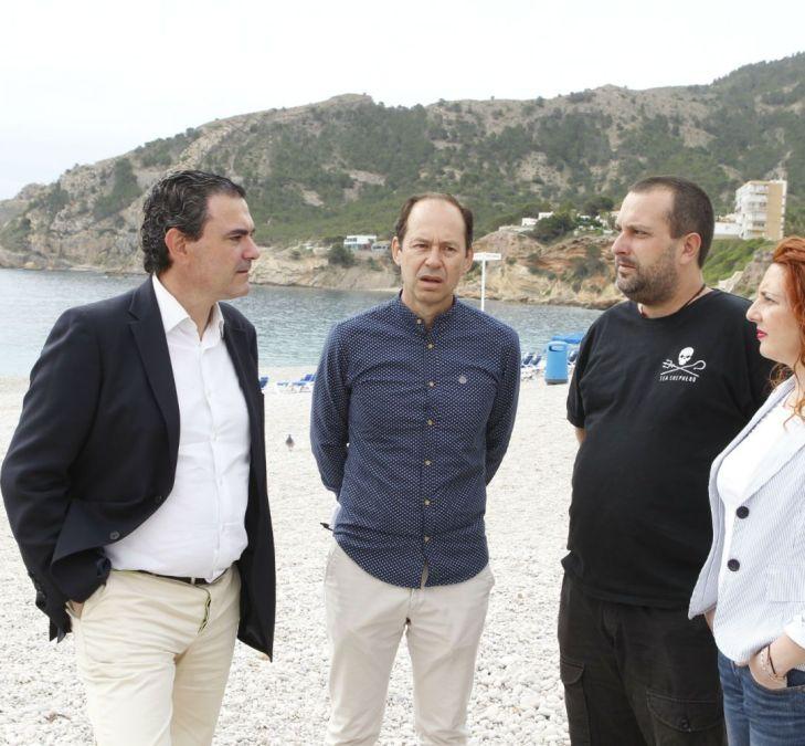 L'Alfàs suma un nuevo distintivo Azul y se convierte en referente de gestión medioambiental