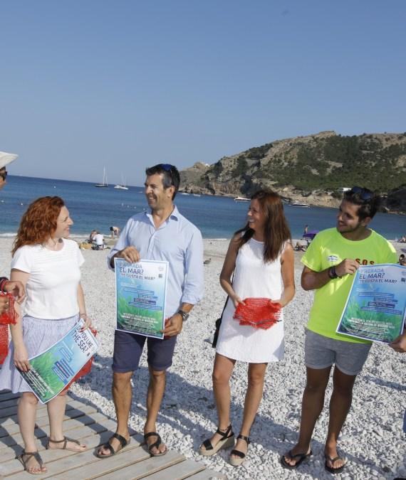 L'Alfàs y la Asociación Cuidemos El Albir se unen para cuidar y proteger los fondos marinos locales