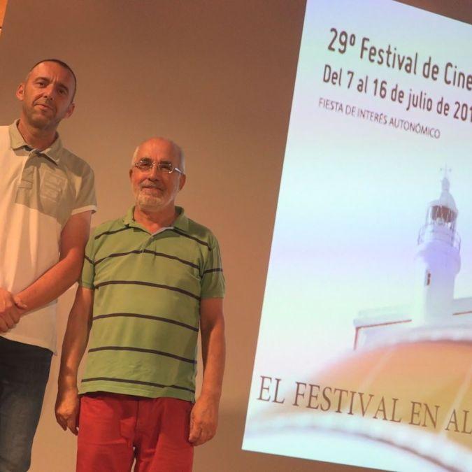 El 29 Festival de Cine del'Alfàs promociona en Altea el ciclo Cortos Valencianos