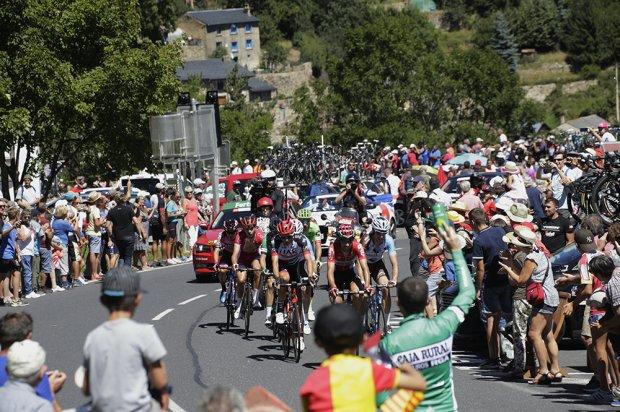 La Vuelta a España pasará por l'Alfàs del Pi camino a la decisiva llegada en Cumbres del Sol