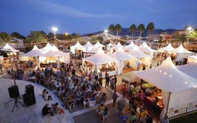 10º Aniversario de Fira l'Alfàs mercado del ocio y del negocio en la Casa de Cultura