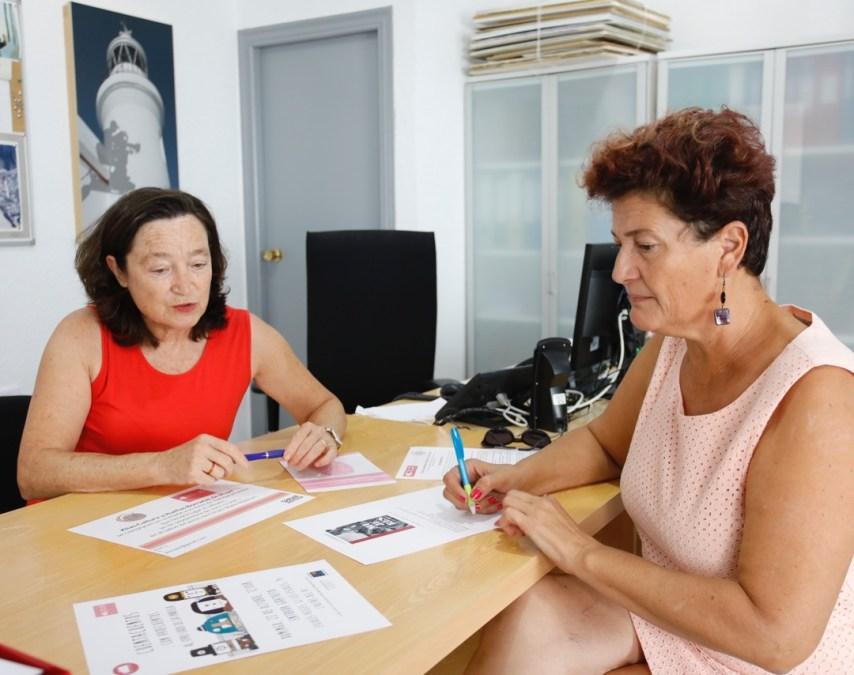 Huellas Borradas de Mujer y Klías-Cultura se hermanan para trabajar juntas en defensa de la igualdad