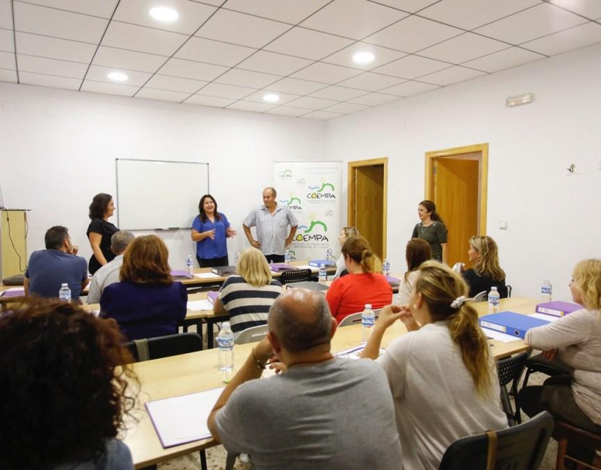 COEMPA lanza un curso de inglés comercial para profesionales del municipio
