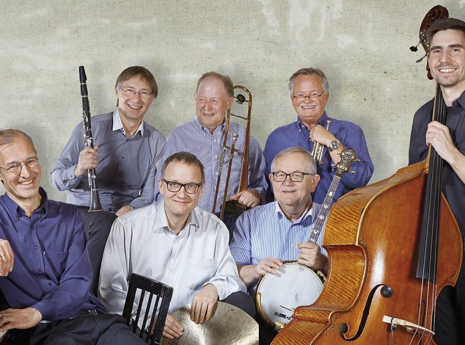 Magnolia JazzBand celebra su 45 aniversario en l'Alfàs del Pi