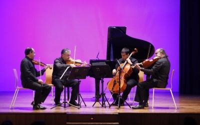 Concierto de Almus Quartet en el XXVII Festival Mozartmanía de l'Alfàs