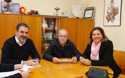 L'Alfàs colabora en la promoción cultural de la ermita de Sant Vicent del Captivador