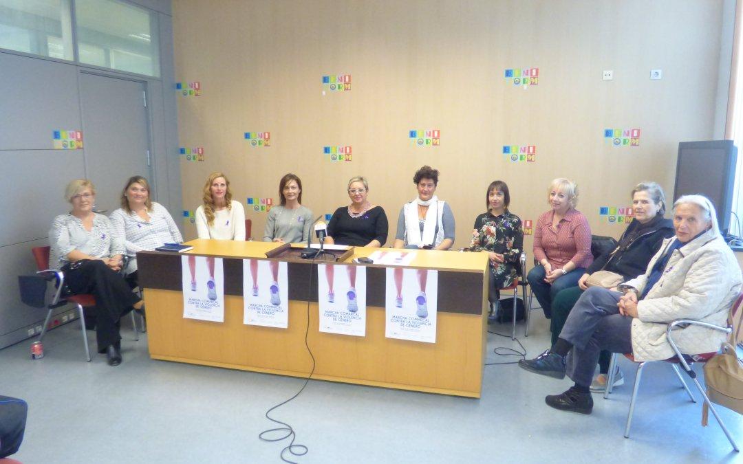 Los municipios de la Marina Baixa se unen contra la violencia de género