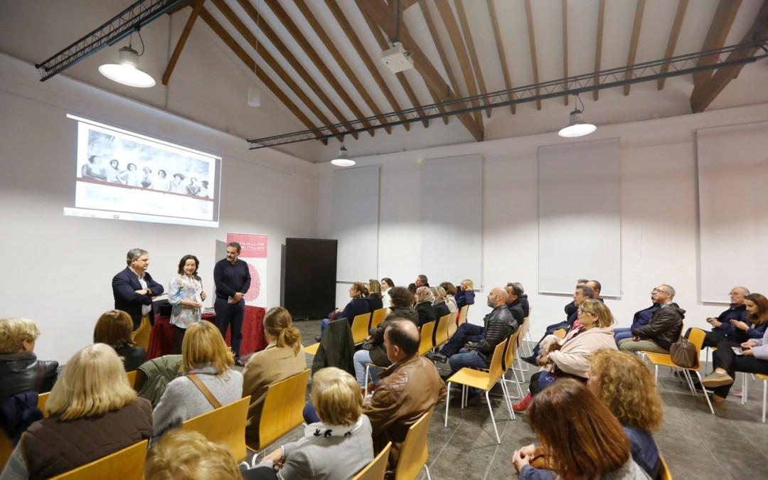Recalan en l'Alfàs las Sinsombrero con la exposición Mujeres en Vanguardia