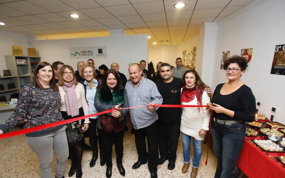 COEMPA inaugura su nueva sede en la calle Príncipes de España