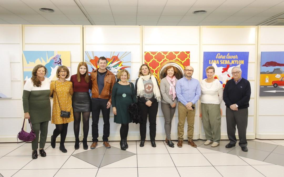ArtAvant rinde homenaje al Pop Art en la Casa de Cultura de l'Alfàs